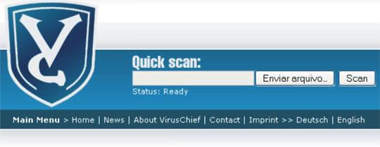 antivírus online