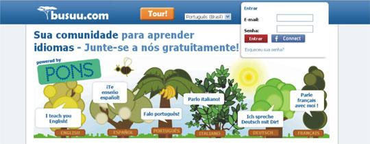 aprender idioma online