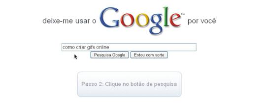Site ensina pesquisar Google