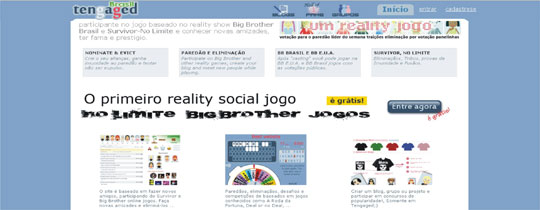 Jogo Big Brother Brasil