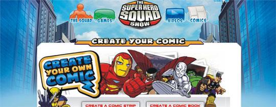 criar histórias quadrinhos online