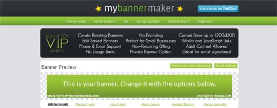 criar banner online