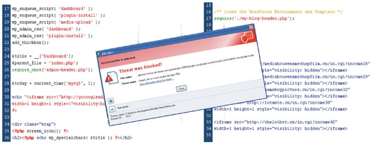 Como tirar vírus do seu blog ou site