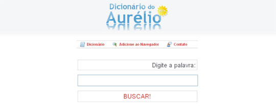 Dicionário Aurélio online: Descubra os significados das palavras