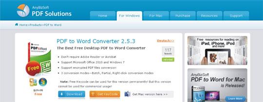 converter pdf word