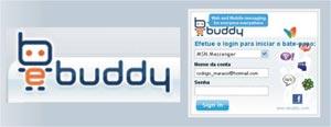 eBuddy Web Messenger