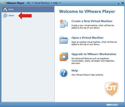 Virtualização VMWare