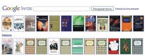Google Livros Books