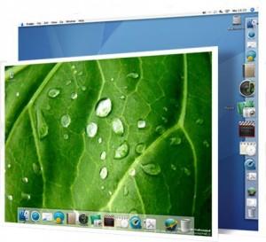 dockbar mac OS Windows