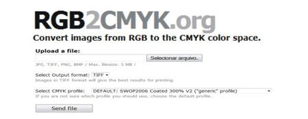 converter imagem rgb cmyk