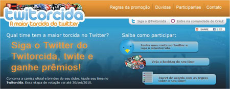 time torcida Twitter
