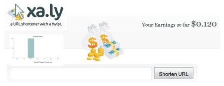ganhar dinheiro encurtando links