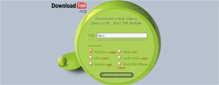 download vídeos Youtube