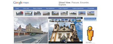 Google Street View Brasil