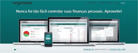administrar finanças online