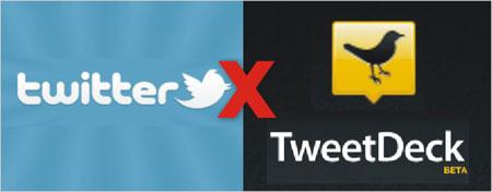 TweetDeck Novo Twitter
