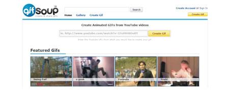 converter vídeo youtube gif
