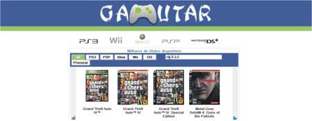 trocar jogos videogame