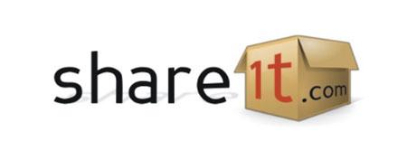 Compartilhar arquivos internet