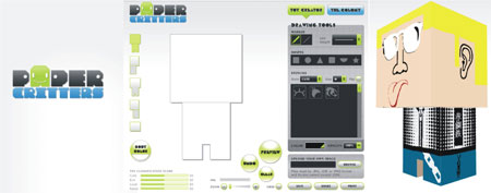 criar papertoy online