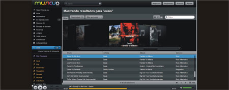 música online HTML5
