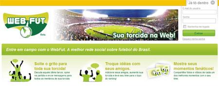 Rede social futebol