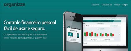 Controle financeiro pessoal online
