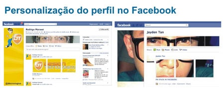 App para personalizar perfil no facebook for O architecture facebook