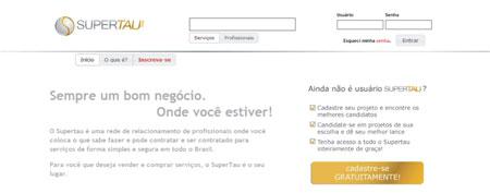 Rede social  freelancers brasileiros