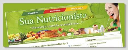 Sua Nutricionista Online