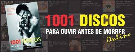 Ouvir 1001 discos morrer online