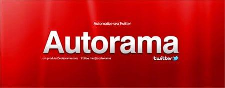 Tuítes automáticos no Twitter