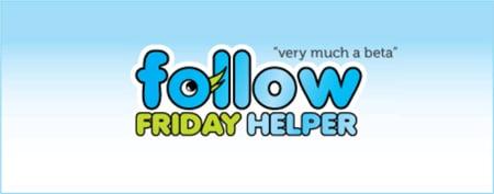 Indicações Follow Friday Twitter