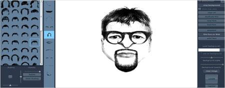 Criar retrato falado online