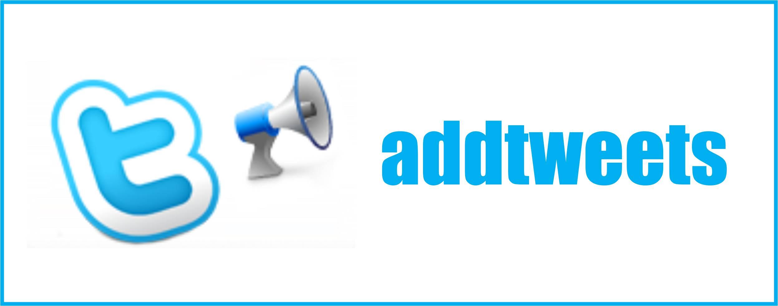AddTweets: Coloque os últimos tuites em seu blog ou site