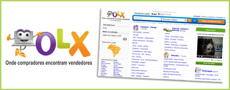 OLX – Classificados grátis no Brasil
